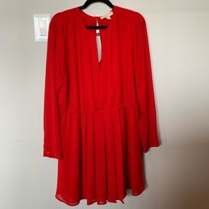 Michael Kors flowy dress